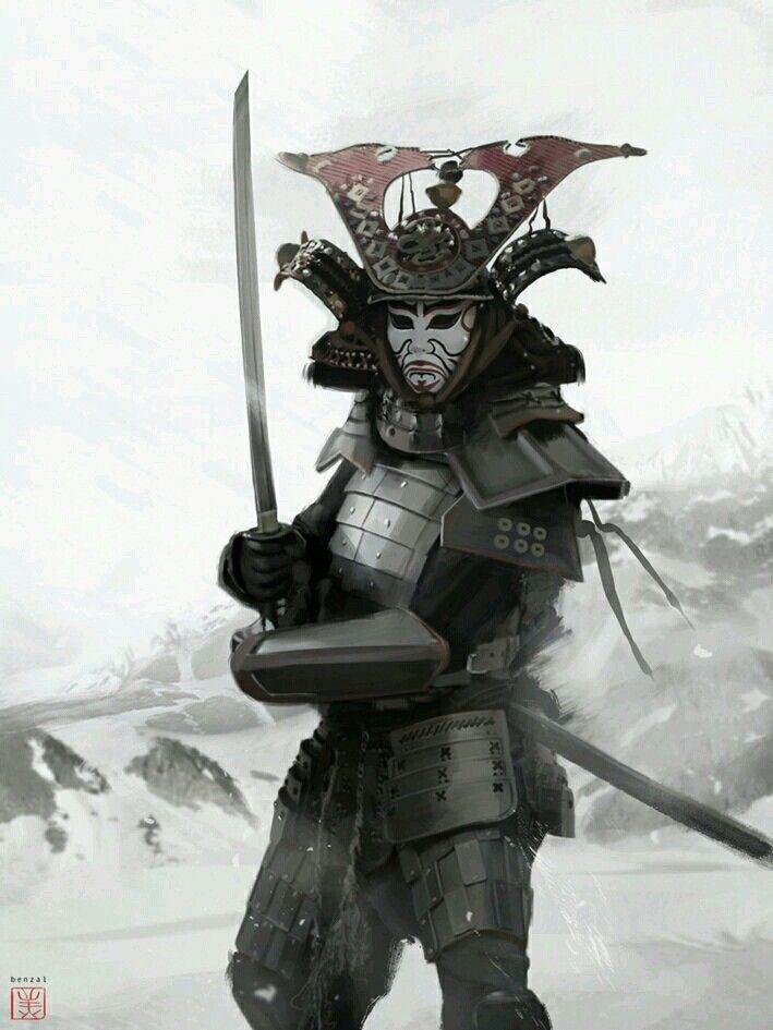 The assassin samurai artstation