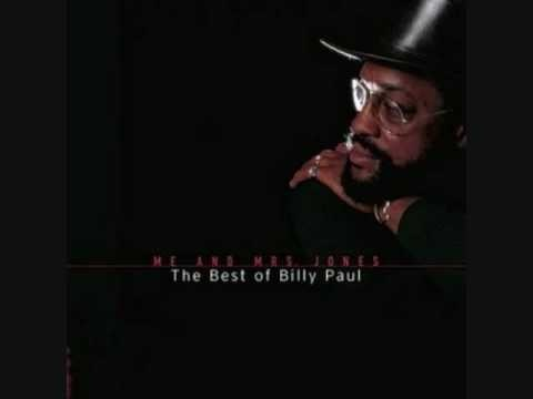 Billy Paul - Me & Mrs Jones
