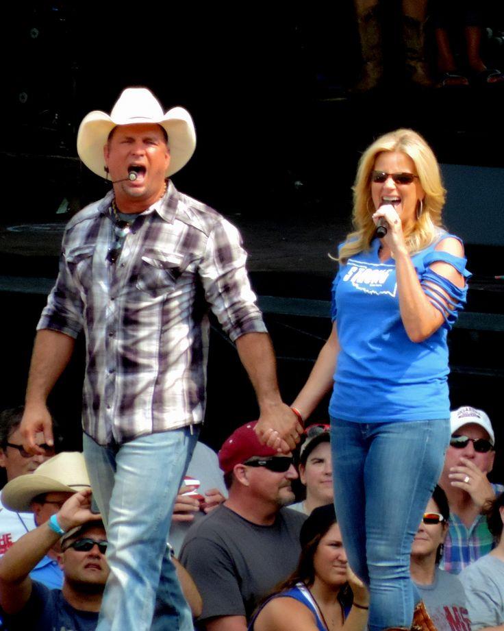 Garth Brooks and Trisha Yearwood Norman, Oklahoma, Benefit Concert July 6th, 2013