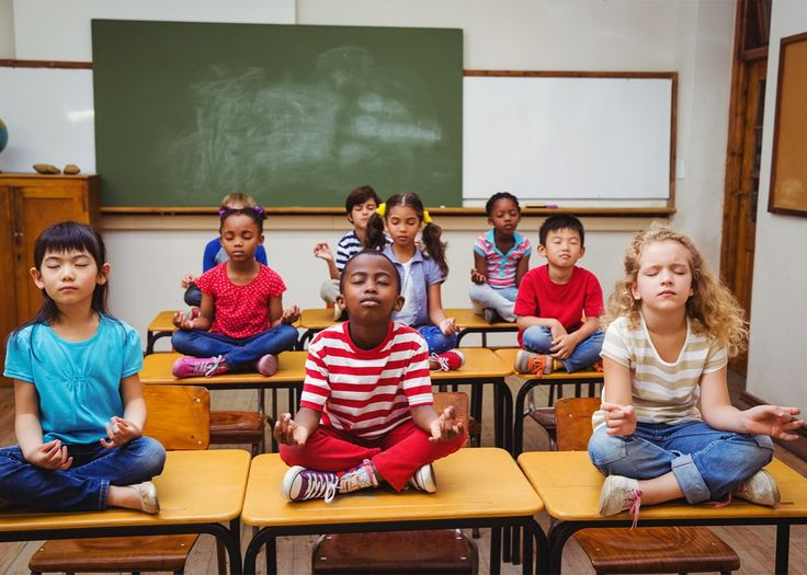 Teaching mindfulness in schools.