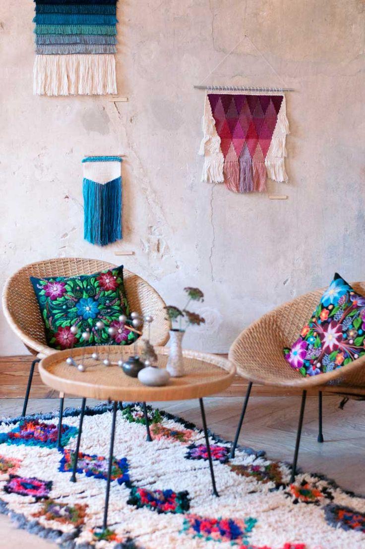 Erstellen Exotische Inneneinrichtung Marokkanischen Stil