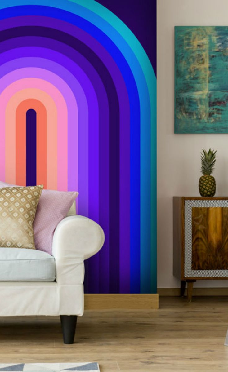 10 best Raving Retro Wallpaper images on Pinterest | Retro ... for Cool Wallpaper Designs For Walls  156eri