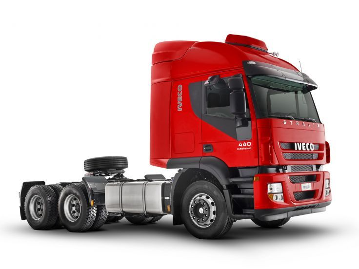 Iveco Stralis Ati 460 (4×2)  (wb3650) Low Roof 12 Sp Automated Man + Od Diesel 2019