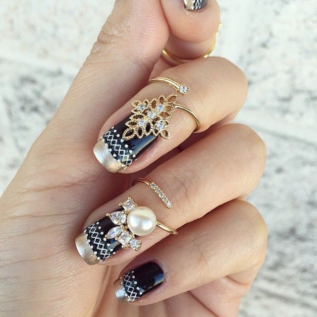 179 best 2015 nails images on pinterest - Decoracion de unas gel ...