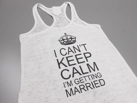 Hey, I found this really awesome Etsy listing at https://www.etsy.com/listing/161396971/i-cant-keep-calm-im-getting-married