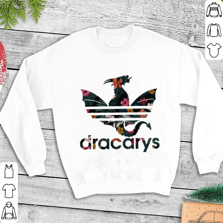 Adidas Dracarys Game of Thrones Hoodie by Clothenvy