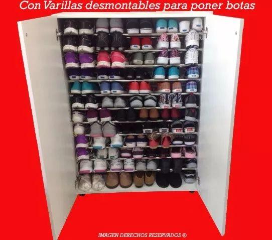 M s de 1000 ideas sobre organizador de zapatos en for Zapatero mueble mercadolibre