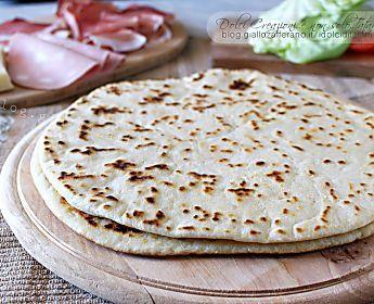 Piadina romagnola, ricetta originale, facile e pronta in pochi minuti