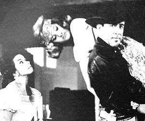 """Primordiales: """"Juan Guerrero"""" (1963) - Dir. Miguel Morayta. Con Manuel Capetillo, Olivia Michel, María Duval, David Reynoso, Arcelia Larrañaga, Noé Murayama, Fernando Soto"""