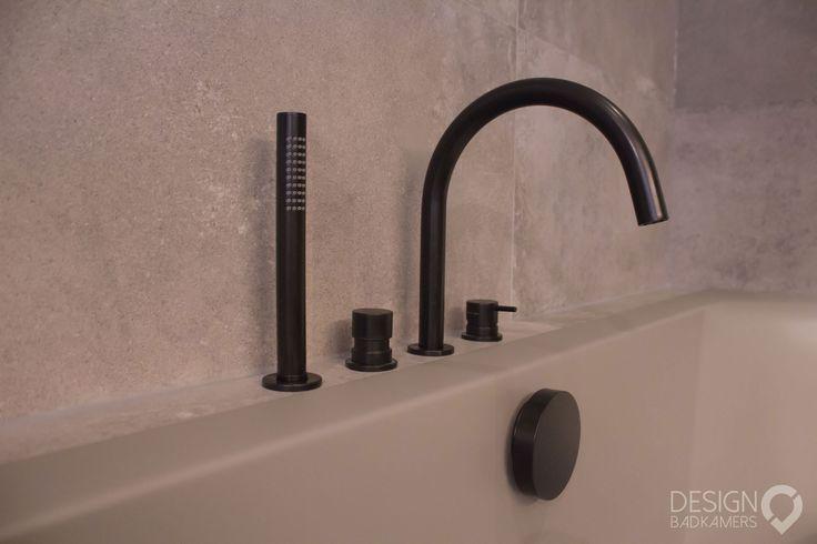 Nieuwe Badkamer Breda ~   met handdouche  #design badkamers breda #breda design badkamers