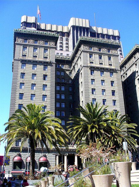 The Westin St. Francis Hotel in San Francisco, California
