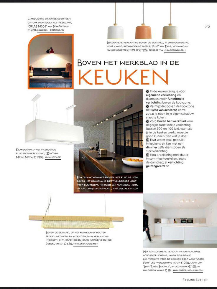 Moderne Tl Verlichting Keuken : Over keuken op met moderne keukens en