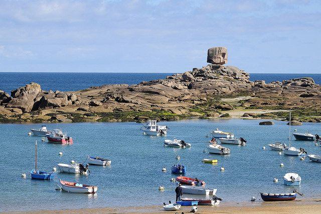 Bretagne - Tregastel Île Renote