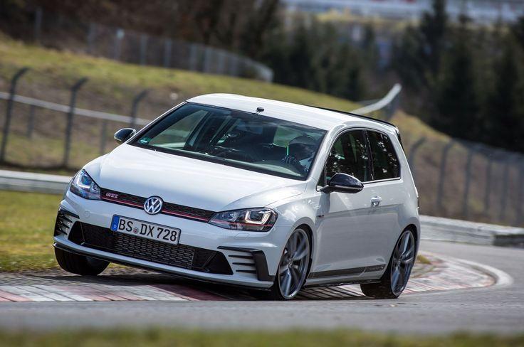 Image for Volkswagen Golf GTI Clubsport S Widescreen Wallpaper