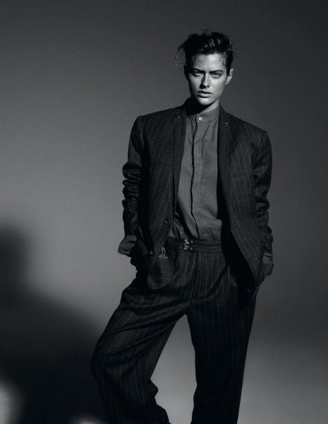 Alyson Le Borges Delon by Paola Kudacki for 25 Magazine No.2 [Editorial] - Fashion Copious