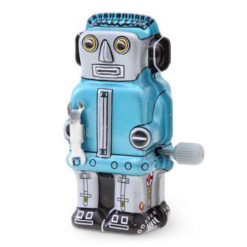 ゼンマイ ミニズーマー ブルー 945yen 世代を超えて愛されるブリキの玩具
