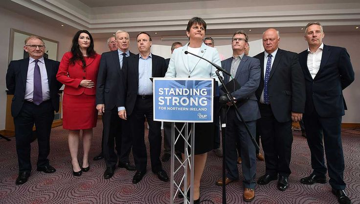 DUP leader Arlene Foster is determined that post-Brexit Northern Ireland will have exactly the same regulatory environment as the rest of the UK, apart from the stuff she doesn't like.