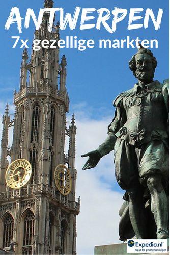 7x gezellige markten in Antwerpen, België || Expedia Insider Tips