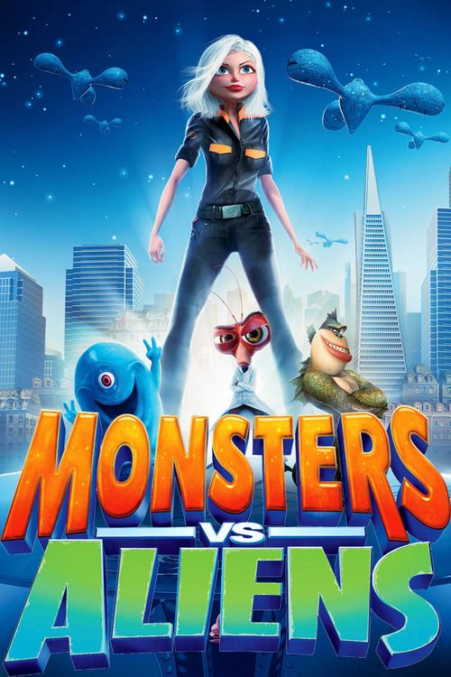 Aliens Vs Monster - ENGLISH - kids movie - Monsters and ...