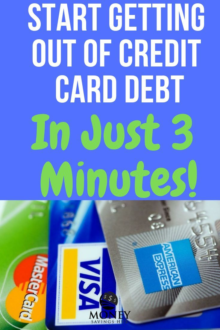 Drowning in debt how you can get back on the road to