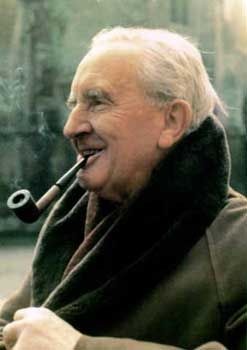 "J.R.R. Tolkien: ""All that is gold does not glitter, Not all those who wander are lost; The old that is strong does not wither, Deep roots are not reached by the frost. From the ashes a fire shall be woken, A light from the shadows shall spring; Renewed shall be blade that was broken, The crownless again shall be king."""