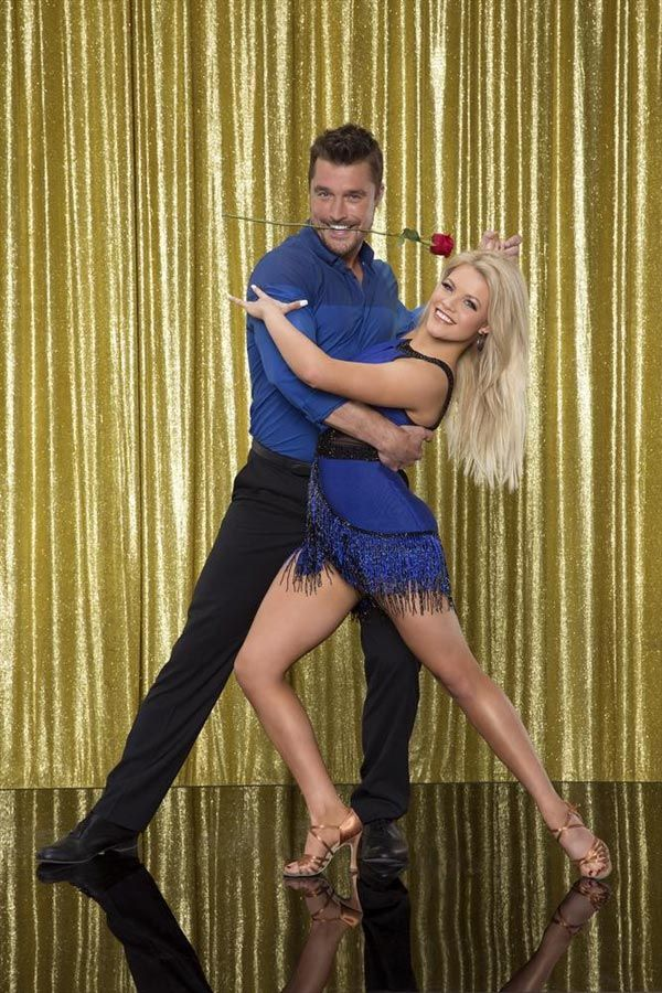 Chris Soules On 'DWTS': Getting Too Close To Partner Witney Carson?