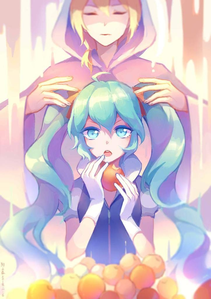 Pin By Secretlyamagicalgirl On Vocaloid Anime Vocaloid