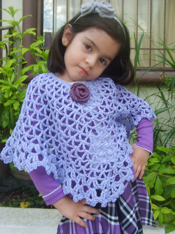 20 Best Images About Crochet Poncho On Pinterest Poncho