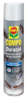 COMPO DURACID INSETTICIDA CONTRO FORMICHE E SCARAFAGGI SPRAY ML. 500 https://www.chiaradecaria.it/it/insetticidi-uso-civile/4403-compo-duracid-insetticida-contro-formiche-e-scarafaggi-spray-ml-500-4008398979195.html