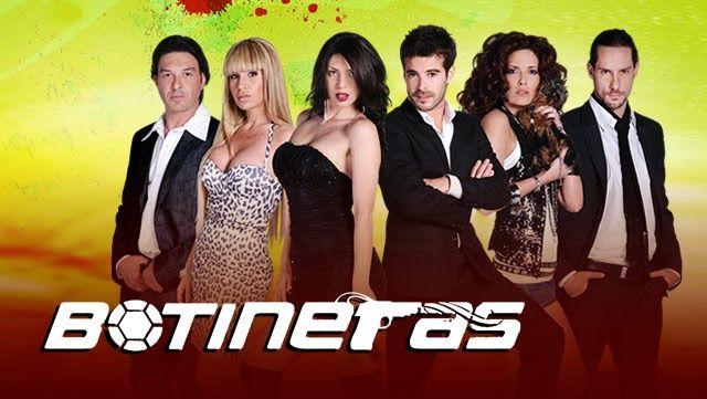 Botineras fue una telenovela producida por Underground Contenidos y Telefe Contenidos, en asociación con Endemol Argentina.     Fue prota...