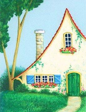 Vintage Illustration Mary Englebreit