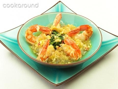 Zuppa di pasta e gamberetti: Ricette Singapore | Cookaround