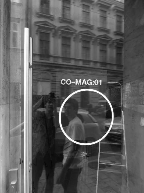 CO–MAGAZINE Takács Benedek, Kozma Dániel  Budapest, Királyi Pál u. 18.