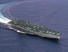 Gerald R. Ford-class aircraft carrier - Wikipedia, the free encyclopedia