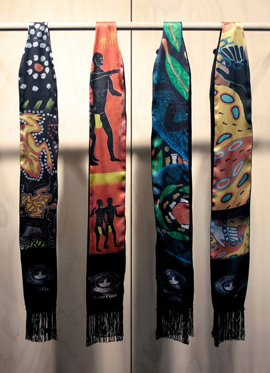 Koori Courts sashes