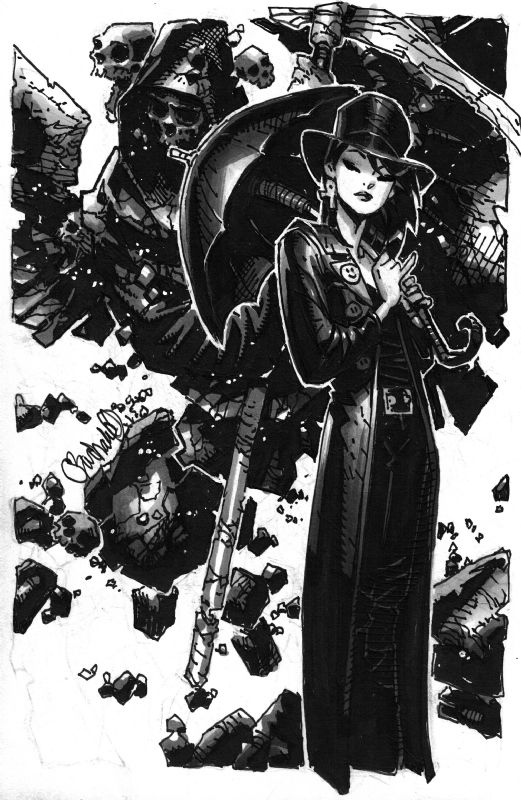 Death by Chris Bachalo