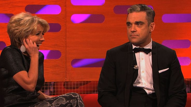 Robbie Williams accidentally offends his fans - The Graham Norton Show: Episode 6 - BBC One