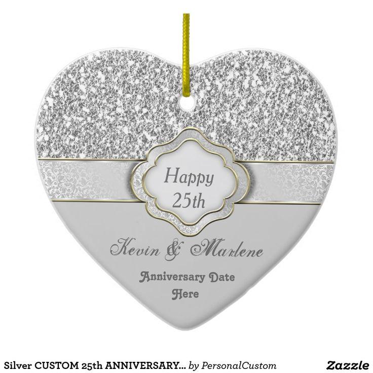 25 Year Wedding Anniversary Gift Ideas: Best 25+ 25th Anniversary Gifts Ideas On Pinterest