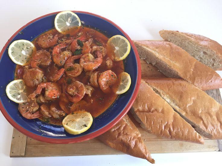 60 Second Meals: Louisiana BBQ Shrimp