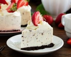 Cheesecake au mascarpone et Oreo® (facile, rapide) - Une recette CuisineAZ Dynamic 728x90
