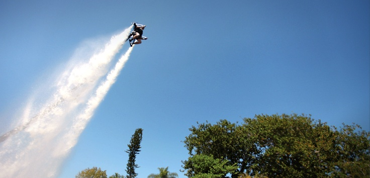 water jet pack    :: Welcome to the Official Jetlev Website::