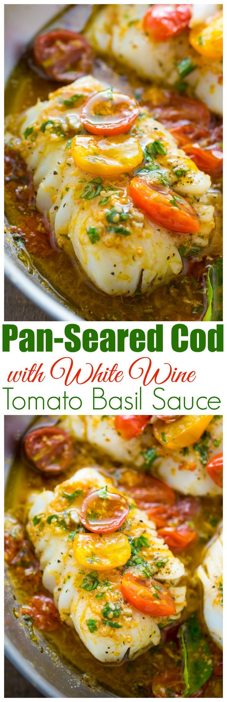 25 best ideas about white wine sauces on pinterest cod for Sauce for cod fish