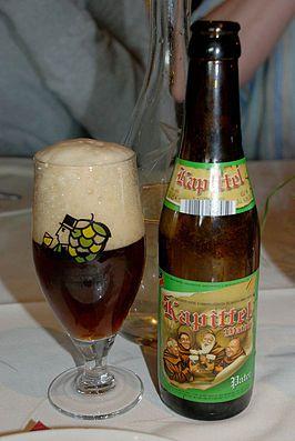 Brouwerij Van Eecke - Het Kapittel Watou Pater (Abbey dubbel) 6,0% pullo
