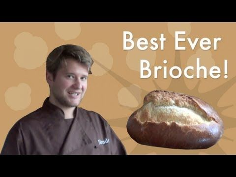 How to make the best Brioche ever! - YouTube