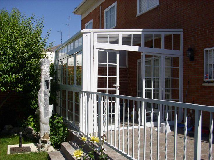 Acristalamientos y cerramientos para terrazas y porches - Cerramientos de aluminio para porches ...