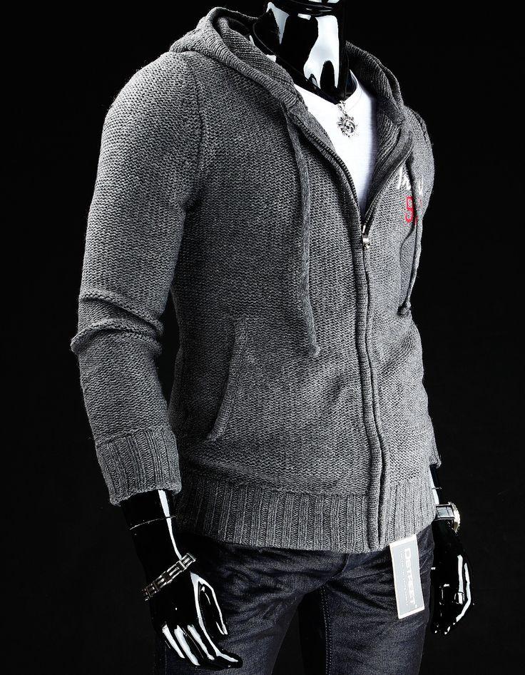 Sweter (wx0270) | ODZIEŻ MĘSKA \ SWETRY |