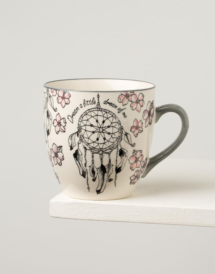 DREAM CATCHER XL mugg | Mugs/cups | null | Glas & Porslin | Home | INDISKA Shop Online