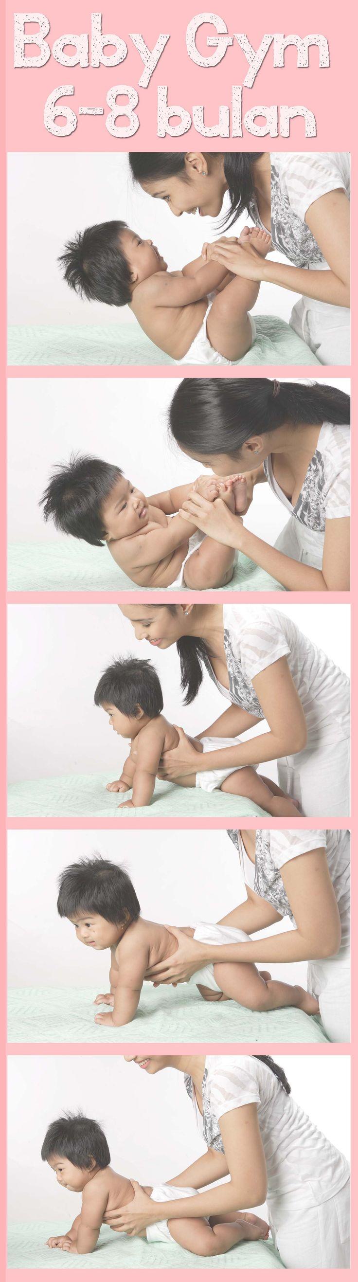 Baby Gym 6-8 bulan