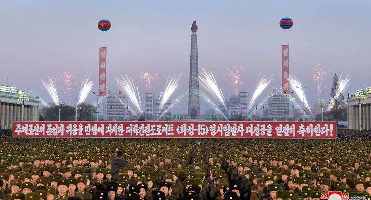 La amenaza nuclear de Kim Jong-un toma cuerpo La industria armamentística norcoreana ha logrado varios hitos tecnológicos en los últimos meses #Pyongyang Kim Jong-Un #Donald Trump #Misiles submarinos #Corea del Norte #Japón #Corea del Sur #Misiles #Armas nucleares #Estados Unidos #Asia oriental #Norteamérica #Armamento #Asia #Defensa ##news ca#News#noticias