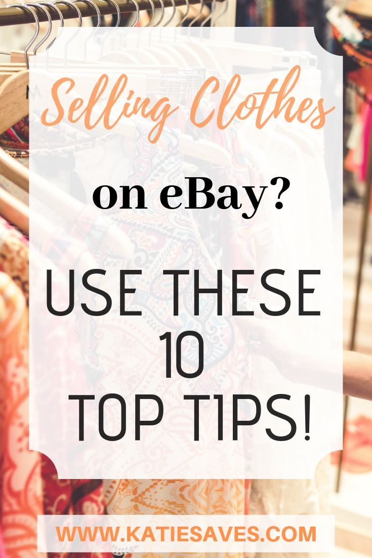 Selling Clothes On Ebay 10 Tips To Increase Your Sales 2020 Ebay Selling Clothes Ebay Selling Tips Selling Clothes Online